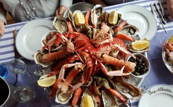 10 restaurants incontournables à Biarritz - Chez Albert