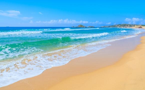 Les 10 plus belles plages de Sardaigne - Su Giudeu, en famille
