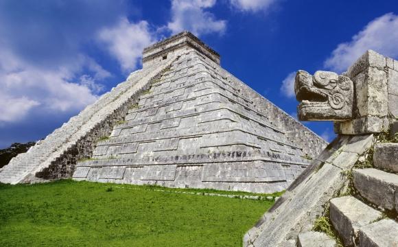Quelles sont les 7 nouvelles merveilles du monde ? - Chichén Itzá au Mexique
