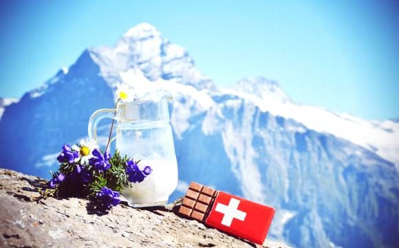 10 idées de voyage autour de la cuisine - Suisse, douceurs et gourmandises