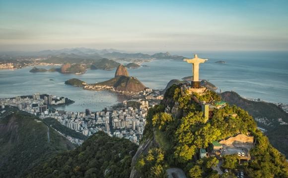 Quelles sont les 7 nouvelles merveilles du monde ? - Le Christ Rédempteur à Rio de Janeiro