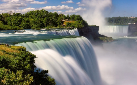 Les 15 plus beaux paysages des Etats-Unis - Les Chutes du Niagara