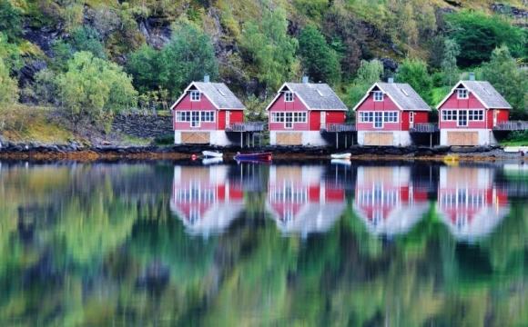 Les 10 pays au monde où les gens sont les plus heureux - La Norvège