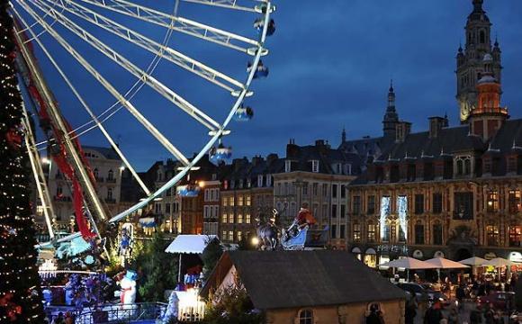Marché de Noël sur la Grand' Place