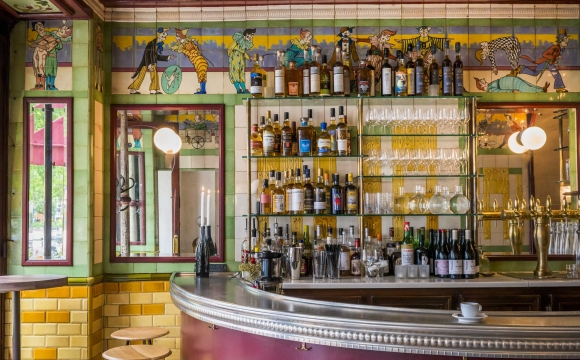 Les 10 meilleurs bistrots parisiens - Le Clown Bar