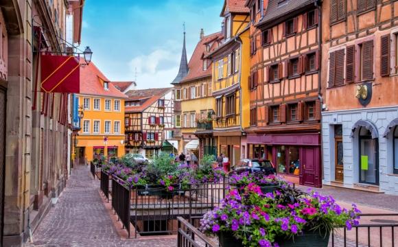 10 villages dignes de cartes postales - Colmar