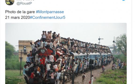 10 meilleurs tweets sur le Coronavirus