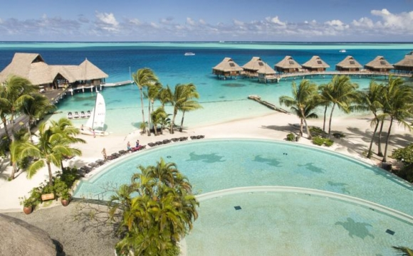 8 hôtels de rêve à Bora Bora - Le Conrad Nui