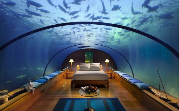 10 hôtels aux Maldives qui font rêver  - L'exceptionnel Conrad Rangali