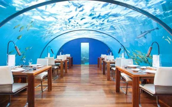 10 hôtels à tester au moins une fois dans sa vie  - Le Conrad Rangali Island Resort, Maldives