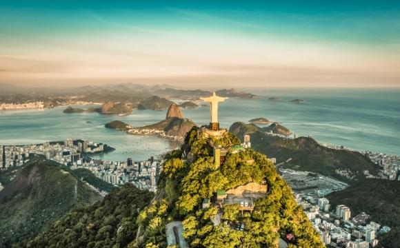 10 destinations pour terminer 2016 en beauté - Brésil