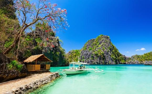 10 destinations qui donnent envie de tout plaquer - Coron Island - Philippines