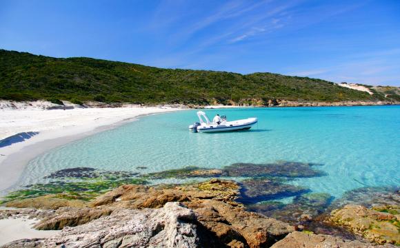 La Corse en bateau, des vacances inoubliables