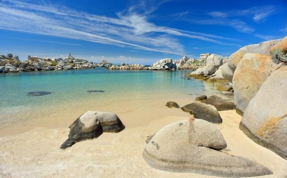 Les 15 plus belles plages de Corse -  Les îles Lavezzi