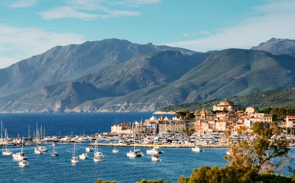 Les 10 plus beaux villages de France - SAINT FLORENT, Corse