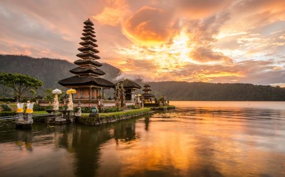 10 raisons de visiter Bali - Des couchers de soleil comme vous n'en avez jamais vus