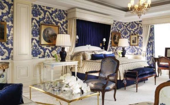 Les 10 plus belles suites d'hôtels du monde  - Four Seasons Georges V