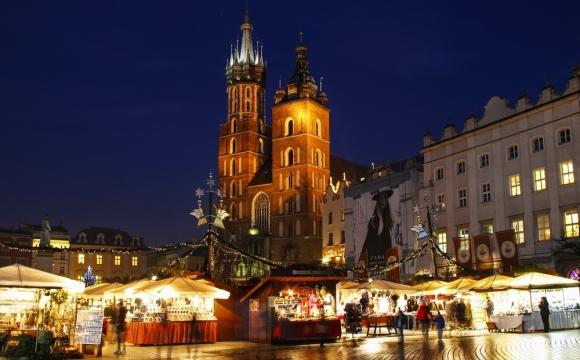 10 villes pour un jour de l'an pas cher - Cracovie, Pologne
