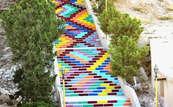 Les 15 plus belles marches du monde - Les escaliers de la paix