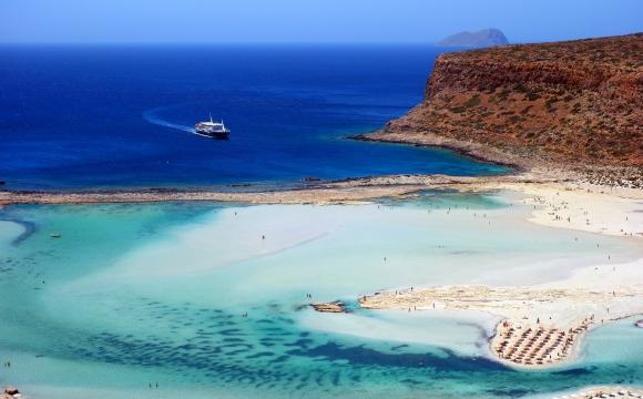 Les 10 plus belles plages de Méditerranée - Plage de Balos, Crète