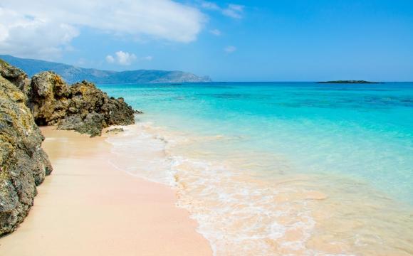 10 lieux magiques pour une demande en mariage - Elafonissi, la plage de la Méditerranée