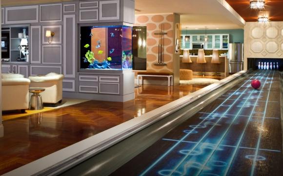 Les 10 plus belles suites d'hôtels du monde  - Hard Rock Hotel, Real World Suite