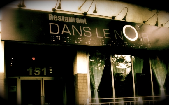 10 restaurants insolites qui font rêver -  Dans le Noir, Paris, France
