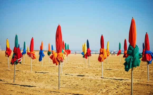 10 destinations en bord de mer pour le week-end de Pâques - Deauville, Normandie