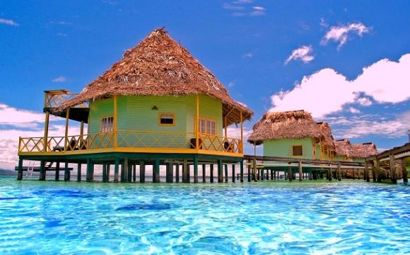 8 hôtels de rêve sur pilotis - Punta Caracol Acqua Lodge