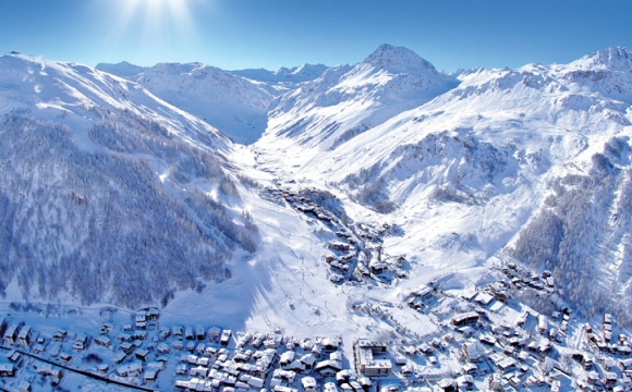 9 lieux de tournage à visiter en France - Val d'Isère
