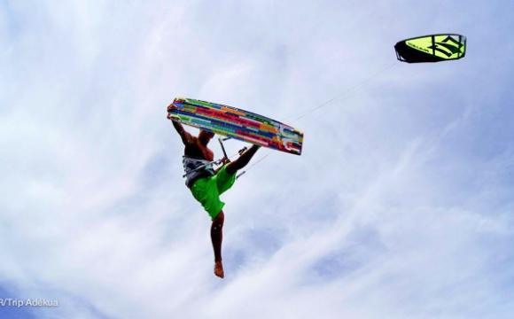 Top 5 des spots de kitesurf incontournables en Europe - Delta de l'Ebre, Espagne