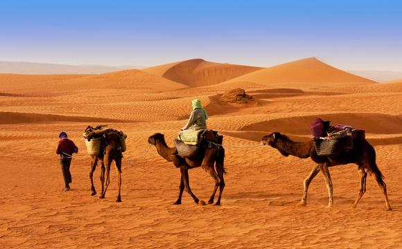 10 activités à faire à Djerba ! - Excursion dans le désert