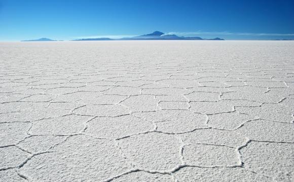 10 lieux surnaturels dans le monde - Desert d'Uyuni