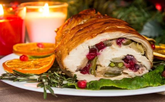 10 spécialités de Noël dans le monde - La dinde farcie, États-Unis