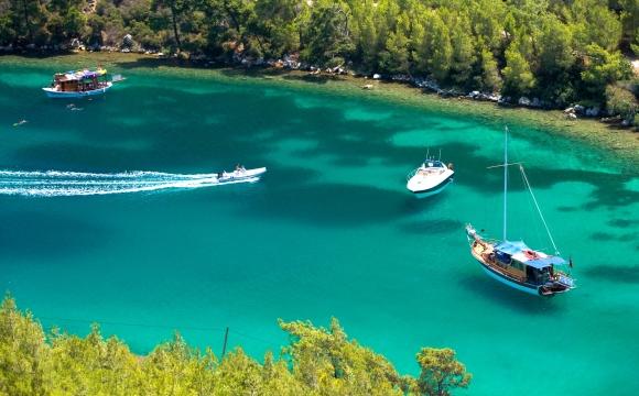 12 endroits pour nager dans l'eau turquoise - Turquie