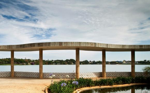 10 nouveaux sites inscrits au patrimoine mondial de l'Unesco en 2016 - L'Ensemble moderne de Pampulha, Brésil