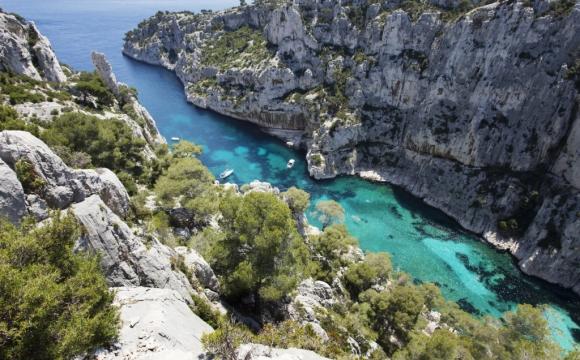 Les 12 plus belles plages du Sud Est de la France - La calanque d'En-Vau