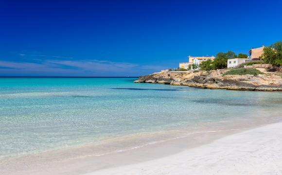 Top 5 des plus belles plages à Majorque - Es Trenc