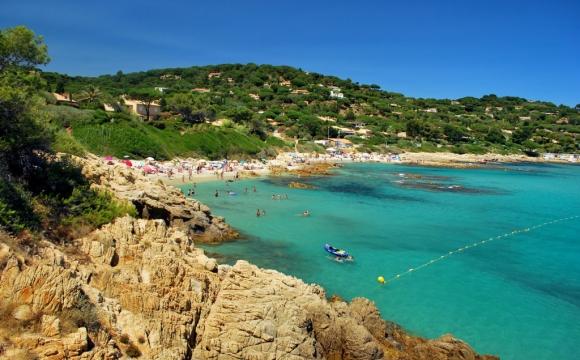 Les 12 plus belles plages du Sud Est de la France - La plage de l'Escalet