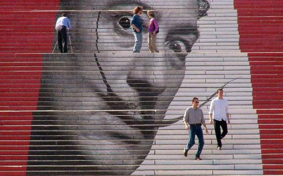 Les 15 plus belles marches du monde -  Musée des Arts de Philadelphie