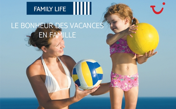 TUI France lance son nouveau site regroupant toutes ses gammes de produit - TUI Family Life : partez avec votre tribu