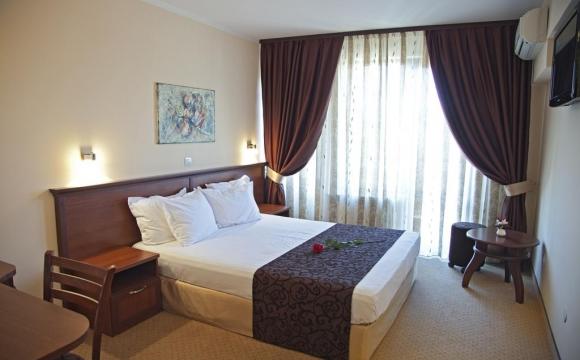 Bulgarie : escapade de 4 jours pour seulement 109 €/pers ! - Votre hôtel : Situé à seulement 10mn à pieds du centre-ville !