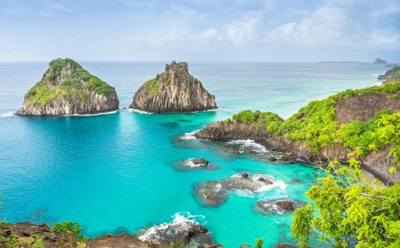 Les 10 plus belles îles du monde - Fernando de Noronha, Brésil