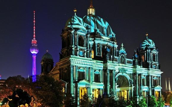 8 lieux pour voir le monde illuminé - Berlin