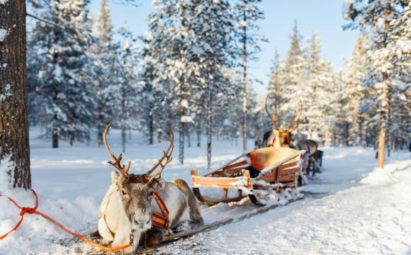 10 destinations romantiques pour les fêtes - Laponie