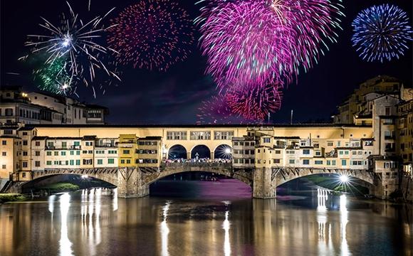 10 villes pour un jour de l'an pas cher - Florence, Toscane