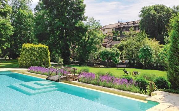 Les 10 plus belles piscines de France - Le Moulin du Roc en Dordogne