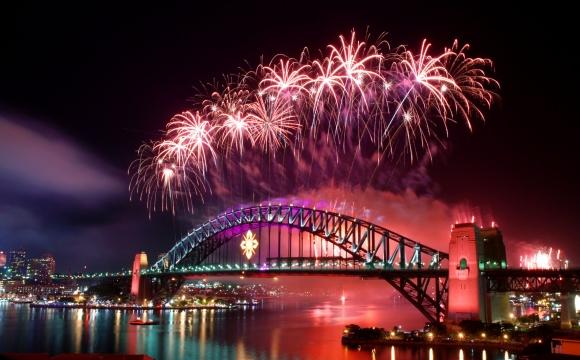 Les 10 plus beaux feux d'artifice du monde - Sydney