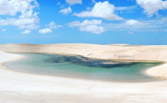 Les 10 plus beaux paysages du Brésil - Lençois Maranhenses