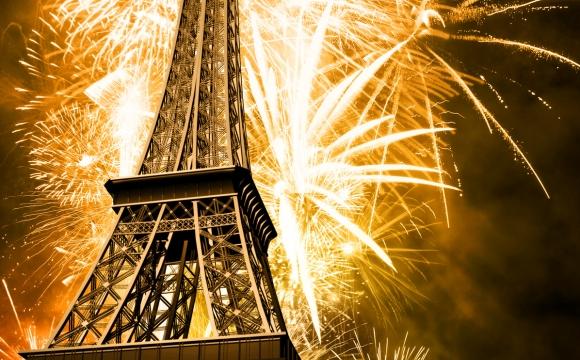 Les 10 plus beaux feux d'artifice du monde - Paris